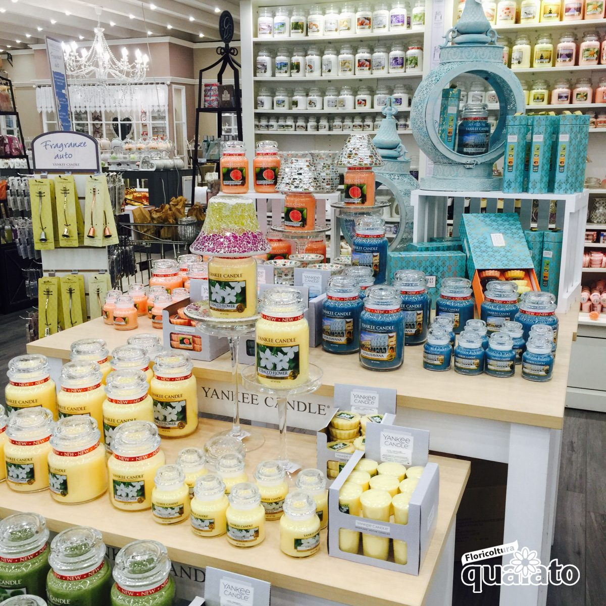 Yankee candle nuove fragranze estate 2017 havana for Mobili yankee candle