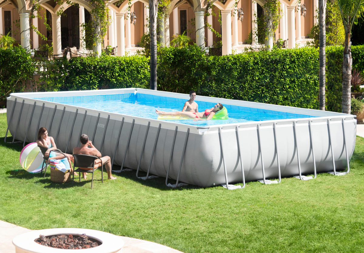 Piscine fuori terra intex floricoltura quaiato for Offerte piscine intex
