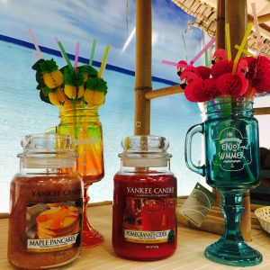 Maple Pancakes e Pomegranate Cider