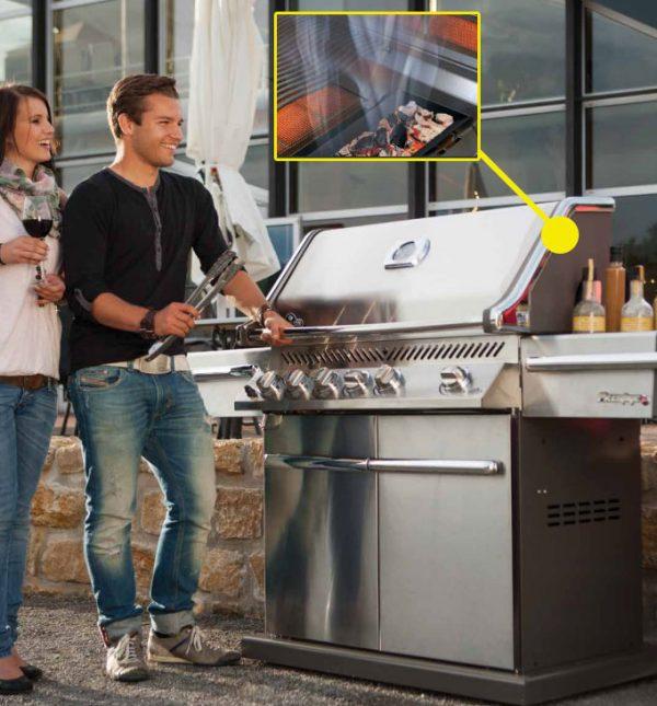 barbecue-gas-carbonella-napoleon-prestige