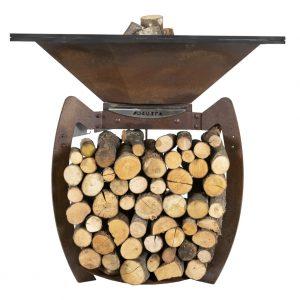 barbecue a legna augusto