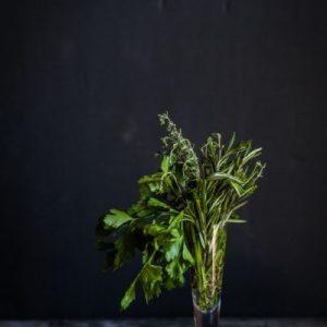 liquori casalinghi con erbe aromatiche